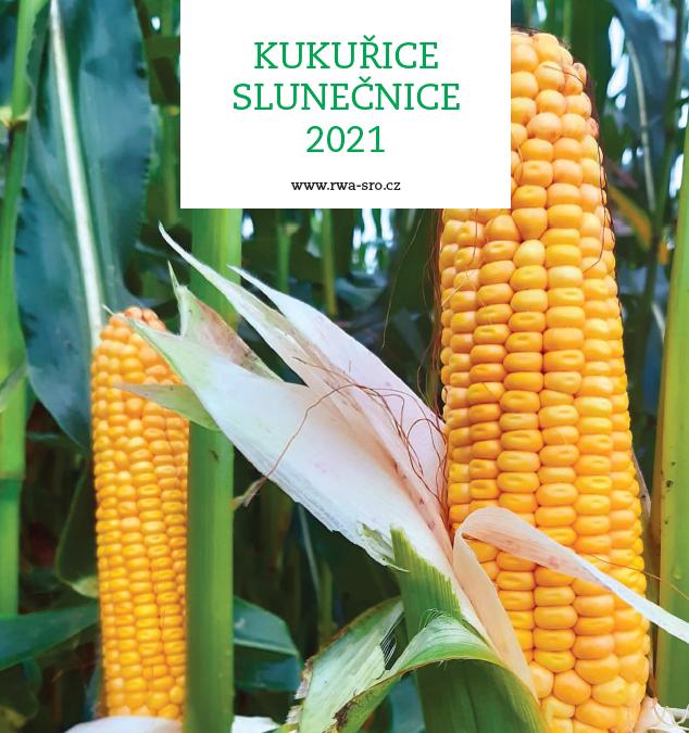 Katalog Kukuřice/Slunečnice